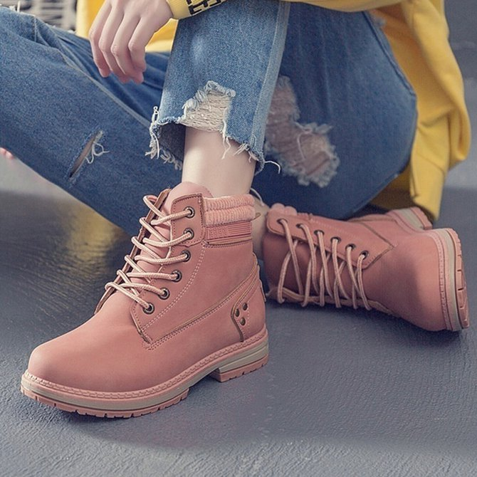 New fashion fur female warm ankle boots women boots snow